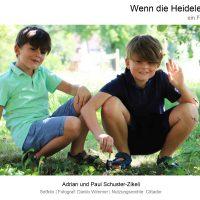 """Nutzungsrechte: Cittador, Adrian Schuster-Zikeli in """"Wenn die Heidelerche singt"""", Film von Ana Bilic, Fotograf: Danilo Wimmer"""