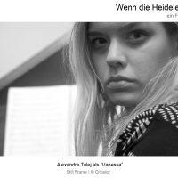 Ana Bilic: Wenn die Heidelerche singt