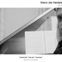 """Nutzungsrechte: Cittador, Alexandra Tulej  in """"Wenn die Heidelerche singt"""", Film von Ana Bilic"""