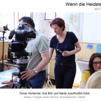 """Ana Bilic in """"Wenn die Heidelerche singt"""", Film von Ana Bilic, Fotograf: Danilo Wimmer, Nutzungsrechte: Cittador"""