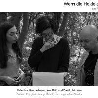 """Nutzungsrechteinhaber: Cittador, Regisseurign Ana Bilic in """"Wenn die Heidelerche singt"""", Film von Ana Bilic"""