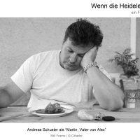 """Andreas Schuster in """"Wenn die Heidelerche singt"""", Film von Ana Bilic, Nutzungsrechte: Cittador"""