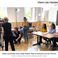 """Birgit Wallner in """"Wenn die Heidelerche singt"""", Film von Ana Bilic, Fotograf: Danilo Wimmer, Nutzungsrechte: Cittador"""