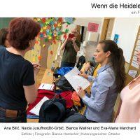 """Birgit Wallner in """"Wenn die Heidelerche singt"""", Film von Ana Bilic, Fotografin: Bianca Hantschel, Nutzungsrechte: Cittador"""