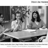 """Birgit Wallner in """"Wenn die Heidelerche singt"""", Film von Ana Bilic, Fotografin: Sanela Rezakhani, Nutzungsrechte: Cittador"""