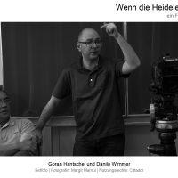 """Danilo Wimmer in """"Wenn die Heidelerche singt"""", Film von Ana Bilic, Fotografin: Margit Marnul, Nutzungsrechte: Cittador"""