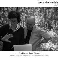 """Nutzungsrechteinhaber: Cittador, Danilo Wimmer in """"Wenn die Heidelerche singt"""", Film von Ana Bilic"""