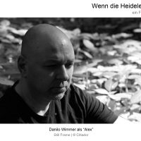 """Danilo Wimmer in """"Wenn die Heidelerche singt"""", Film von Ana Bilic, Nutzungsrechte: Cittador"""