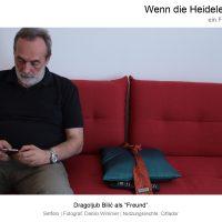 """Dragoljub Bilic  in """"Wenn die Heidelerche singt"""", Film von Ana Bilic, Fotograf: Danilo Wimmer, Nutzungsrechte: Cittador"""