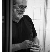 """Dragoljub Bilic  in """"Wenn die Heidelerche singt"""", Film von Ana Bilic, Fotografin: Margit Marnul, Nutzungsrechte: Cittador"""