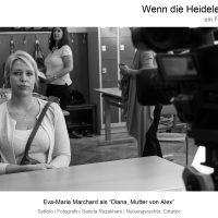 """Nutzungsrechte: Cittador, Eva-Maria Marchard  in """"Wenn die Heidelerche singt"""", Film von Ana Bilic, Fotografin: Sanela Rezakhani"""