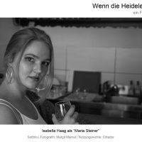 """Nutzungsrechteinhaber: Cittador, Isabella Haag in """"Wenn die Heidelerche singt"""", Film von Ana Bilic, Fotografin: Margit Marnul"""