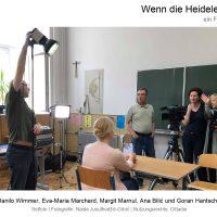 """Margit Marnul in """"Wenn die Heidelerche singt"""", Film von Ana Bilic, Fotografin: Naida Jusufhodzic-Grbic, Nutzungsrechte: Cittador"""