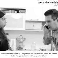 """Mario Lepera-Fuster in """"Wenn die Heidelerche singt"""", Film von Ana Bilic, Fotograf: Danilo Wimmer, Nutzungsrechte: Cittador"""