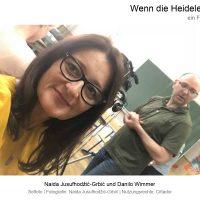 """Nutzungsrechte: Cittador, Naida Jusufhodzic-Grbic in """"Wenn die Heidelerche singt"""", Film von Ana Bilic, Fotografin: Naida Jusufhodzic-Grbic"""