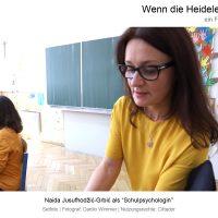 """Nutzungsrechte: Cittador, Naida Jusufhodzic-Grbic in """"Wenn die Heidelerche singt"""", Film von Ana Bilic, Fotograf: Danilo Wimmer"""