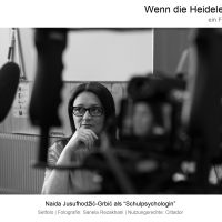 """Nutzungsrechte: Cittador, Naida Jusufhodzic-Grbic in """"Wenn die Heidelerche singt"""", Film von Ana Bilic, Fotografin: Sanela Rezakhani"""