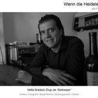 """Niksa Bradaric-Slujo in """"Wenn die Heidelerche singt"""", Film von Ana Bilic, Fotografin:  Margit Marnul, Nutzungsrechte: Cittador"""