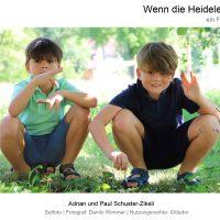 """Nutzungsrechte: Cittador, Paul Schuster-Zikeli in """"Wenn die Heidelerche singt"""", Film von Ana Bilic, Fotograf: Danilo Wimmer"""