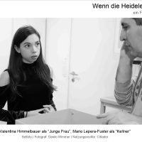 """Nutzungsrechteinhaber: Cittador, Valentina Himmelbauer in """"Wenn die Heidelerche singt"""", Film von Ana Bilic, Fotograf: Danilo Wimmer"""